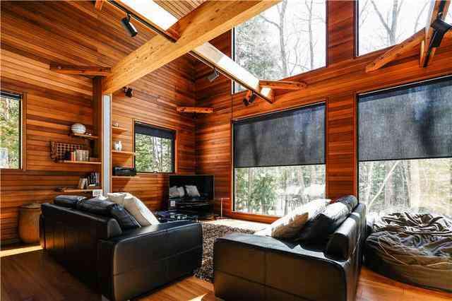 菲特威尔木屋:体验冬暖夏凉的舒适生活,有TA就够了